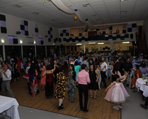 Hall Hire for Dancing Club